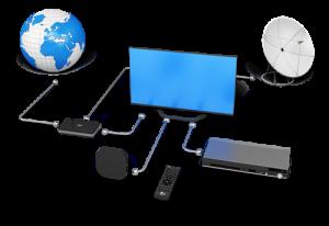Dreambox 800 HD se bij Laptop Accu-hoek